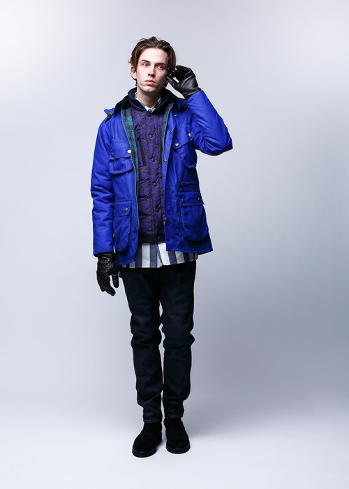 White Mountaineering, N.HOOLYWOOD, NAISSANCE - 2014-15 A/W COLLECTION on tomorrow!!_f0020773_21502364.jpg