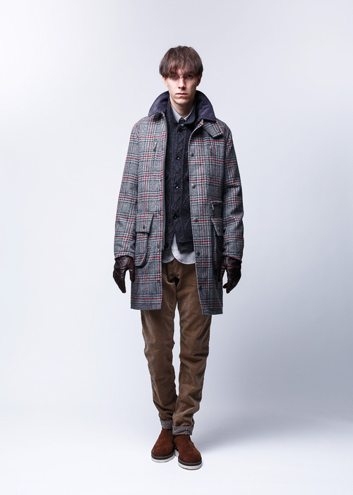 White Mountaineering, N.HOOLYWOOD, NAISSANCE - 2014-15 A/W COLLECTION on tomorrow!!_f0020773_21512455.jpg
