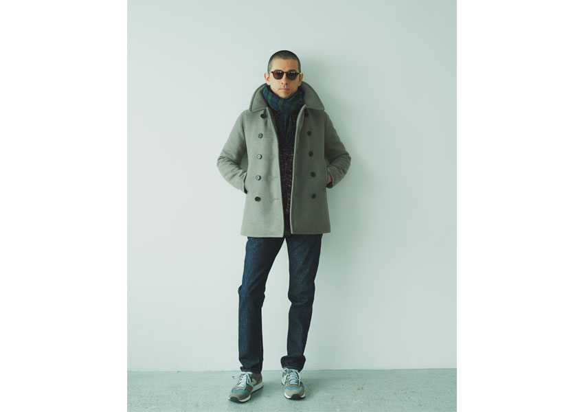 White Mountaineering, N.HOOLYWOOD, NAISSANCE - 2014-15 A/W COLLECTION on tomorrow!!_f0020773_21523673.jpg