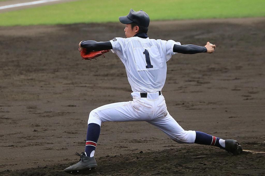 第96回全国高等学校野球選手権京都大会 綾部高校vs龍谷大平安3_a0170082_20115471.jpg