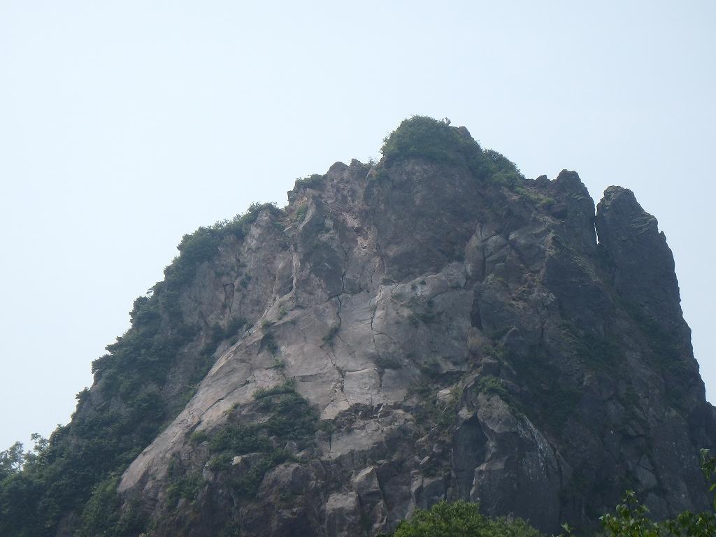 地震後の恵庭岳、再び 7月25日-速報版-_f0138096_1558454.jpg