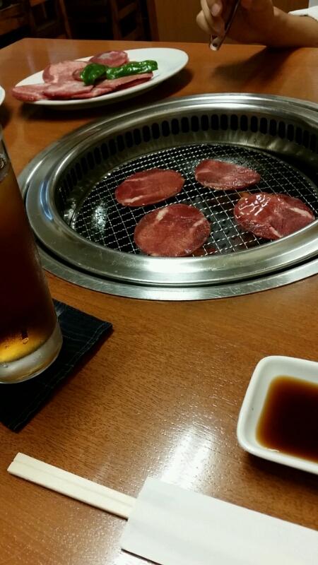 久里浜 焼き肉 大同園さま 美味しいろーーーす_d0092901_21222619.jpg