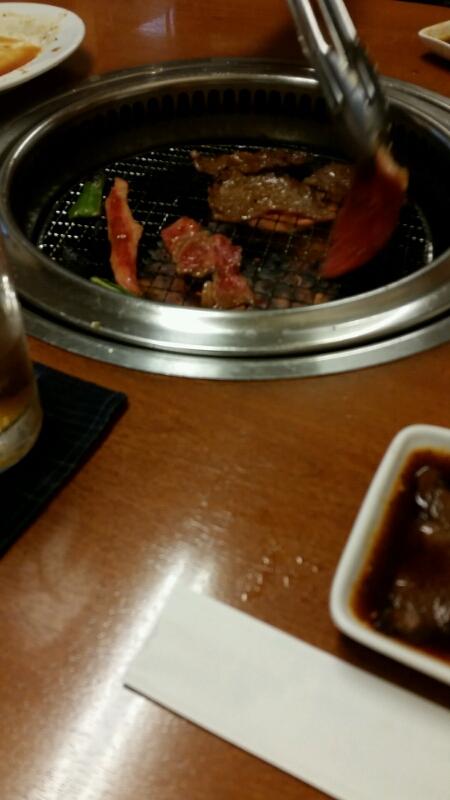 久里浜 焼き肉 大同園さま 美味しいろーーーす_d0092901_212319.jpg