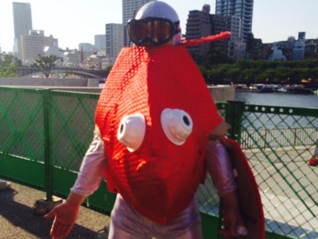 天神祭の大阪は暑い。2/2_a0050302_15474123.jpg
