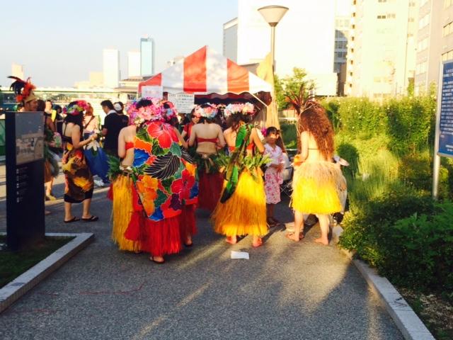 天神祭の大阪は暑い。2/2_a0050302_15484499.jpg