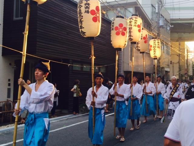 天神祭の大阪は暑い。2/2_a0050302_15565070.jpg