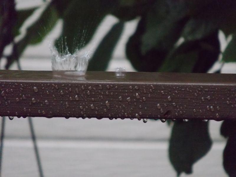 PM2.5を洗ってくれた雨と「水滴の王冠」_c0025115_2156146.jpg