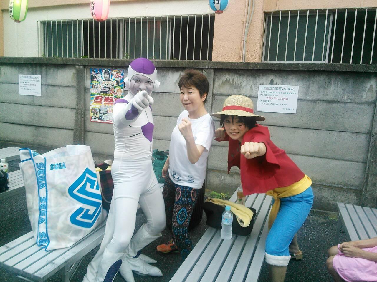 浜田山一番街の祭り_a0163623_731421.jpg