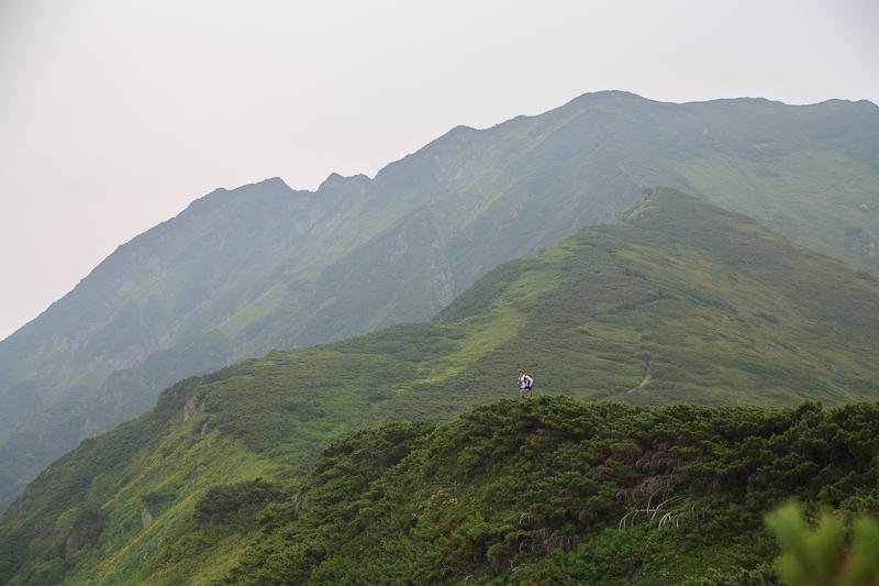 石狩岳 シュナイダーコース_b0243727_21265054.jpg