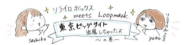 【絵日記風】 東京ビッグサイト出展してきました~イベント準備編~_f0228652_182082.jpg