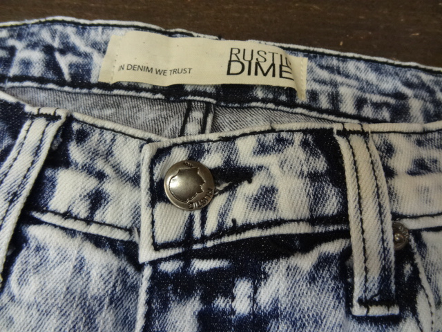 Rustic Dime SLIM FIT-80\'S WASH STYLE!!!_a0221253_20182161.jpg