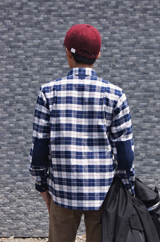 White Mountaineering - 14AW  DAWN!!_f0020773_2211071.jpg