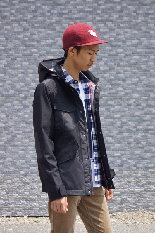White Mountaineering - 14AW  DAWN!!_f0020773_2213134.jpg