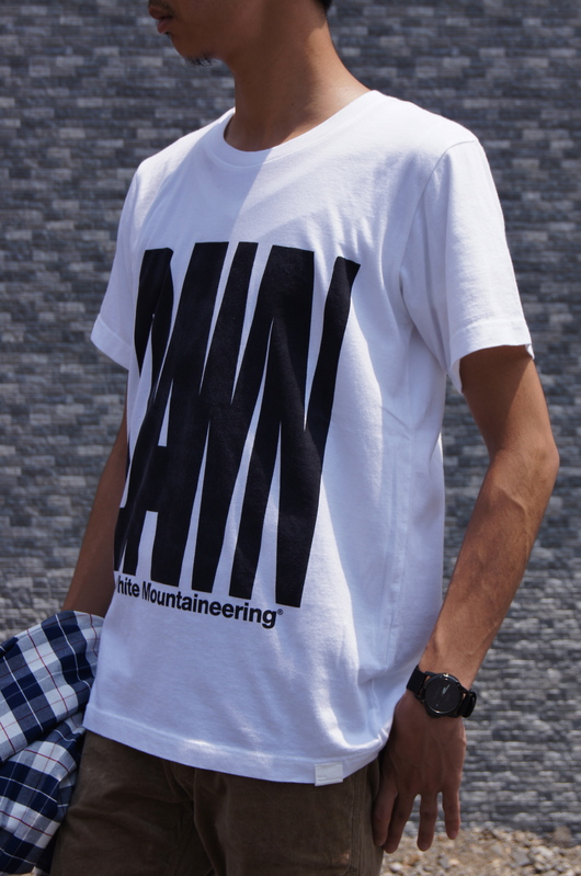 White Mountaineering - 14AW  DAWN!!_f0020773_2224227.jpg