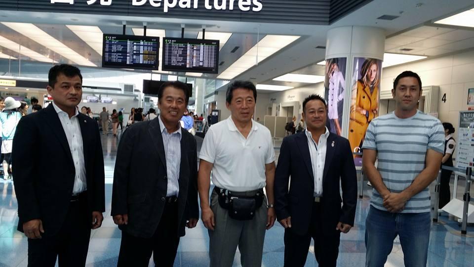 シンガポールに到着し、熱烈なお出迎えを頂きました。_c0186691_064894.jpg