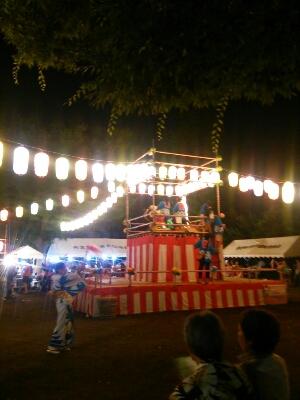 夏祭りー^^_d0225097_6542114.jpg