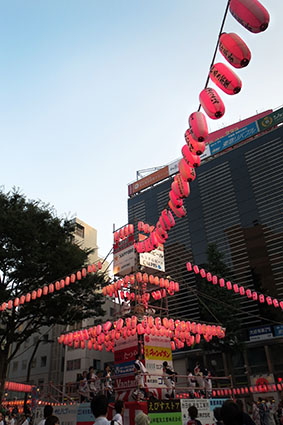 第26回 恵比寿駅前盆踊り_f0165332_20441009.jpg