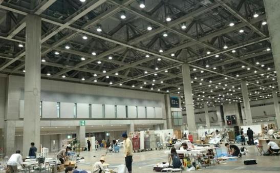 【絵日記風】 東京ビッグサイト出展してきました~イベント当日編~_f0228652_1752735.jpg