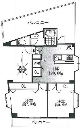 専用屋上利用できる賃貸物件(板橋区編)_b0246953_19504469.jpg