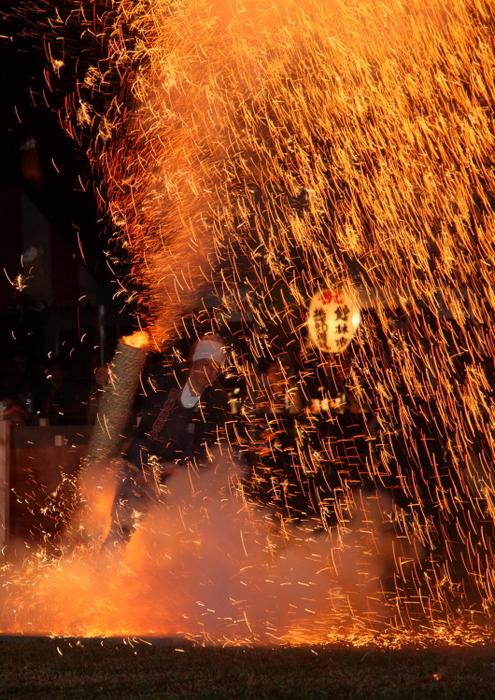 第15回 館林手筒花火大会 <5> お気に入りのショットNO1!! 2014・07・26_e0143883_1834274.jpg