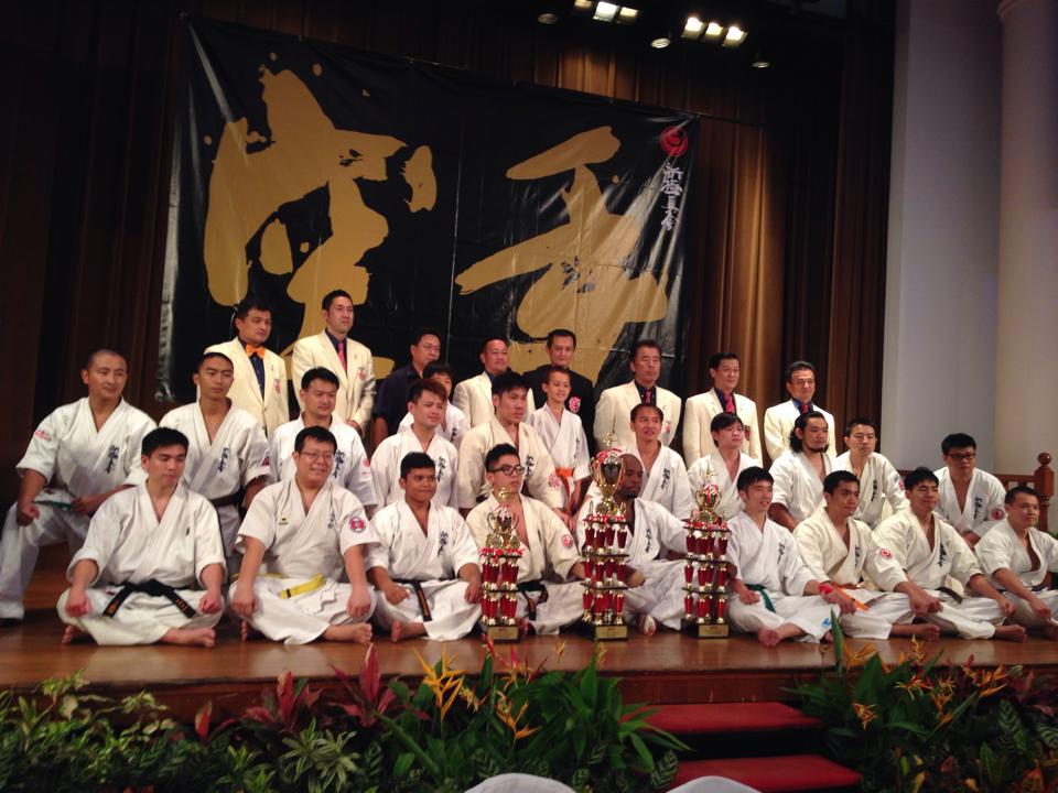 2014年全シンガポール空手道選手権大会!_c0186691_044354.jpg
