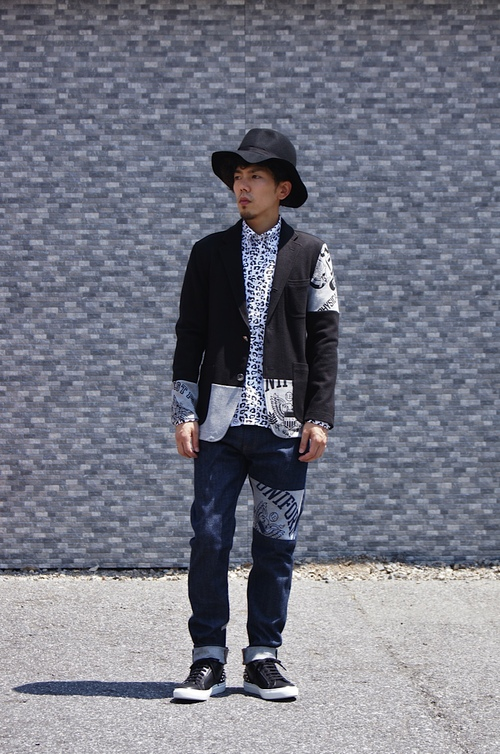 SOPHNET., UE, F.C.R.B. - 2015 S/S Exhibition & Styling Selection!!_c0079892_20462037.jpg