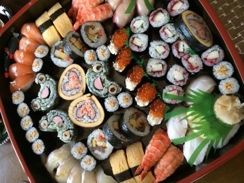 寿司盛り_d0163303_11462509.jpg