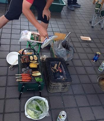 鯖江でBBQ_f0191715_15435973.jpg