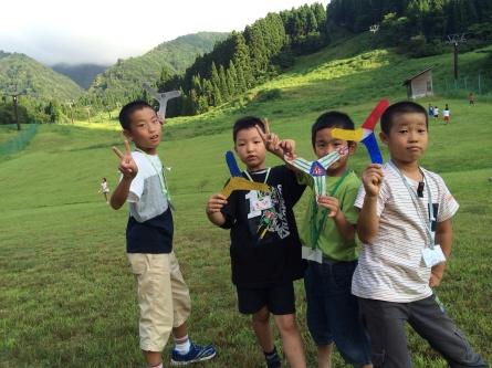 キッズキャンプ初日!2014.夏_f0101226_00573500.jpg