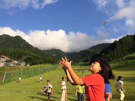 キッズキャンプ初日!2014.夏_f0101226_00591413.jpg