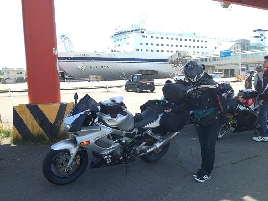 2014 北海道 HOKKAIDER~2 - 夫婦ぅタンデムツー_c0261447_23225458.jpg