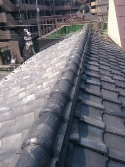 板橋区の上板橋で雨漏り修理_c0223192_21541750.jpg