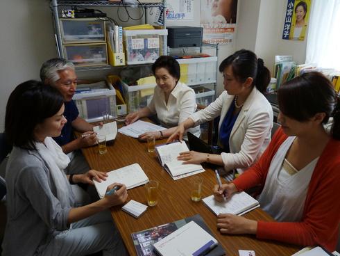 社会的養護について勉強会_c0092197_19521074.jpg