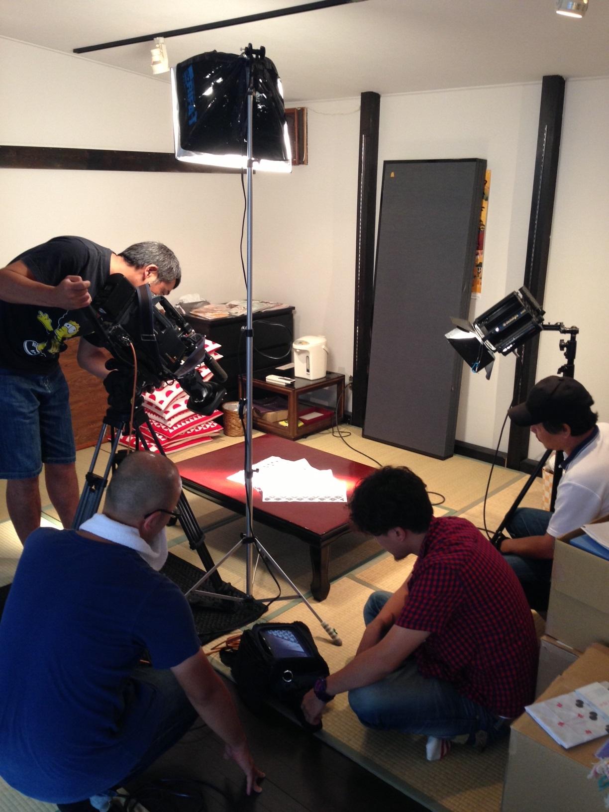 8/1(金)19時~、朝日放送「ココイロ」でオンエアです!_f0204300_15433270.jpg
