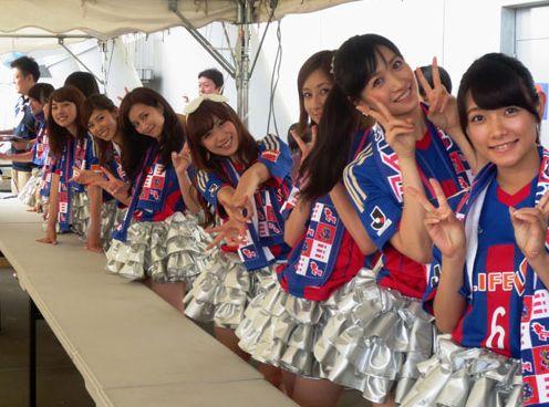 7/27 FC東京 featuring アイドリング!!!_b0042308_1141076.jpg