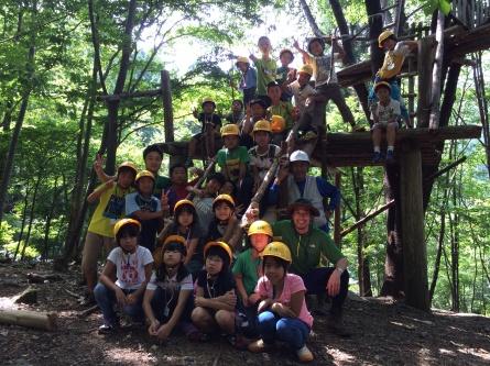 サマーキャンプ二日目!_f0101226_05265688.jpg