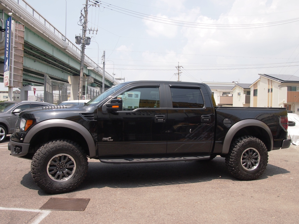 フォード・F150 SVT ラプター_e0188729_166478.jpg