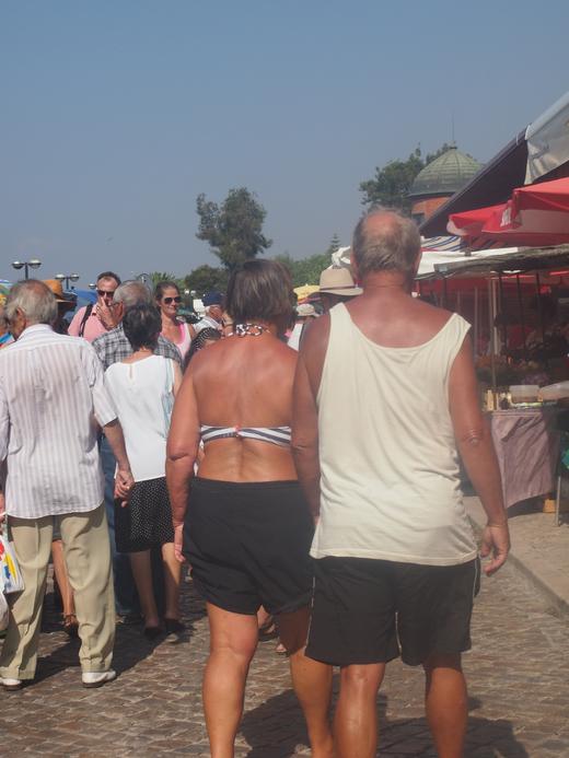 寒い南ポルトガルの、避暑地な人々・・・_f0152733_22493490.jpg