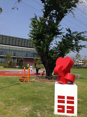 岩崎堅司さんの特別展に行ってきました。_f0171840_9163864.jpg