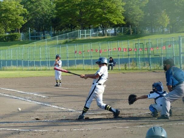 第55回奈良県学童野球大会 2回戦_b0296154_1257124.jpg