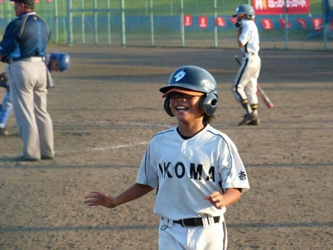 第55回奈良県学童野球大会 2回戦_b0296154_1334241.jpg