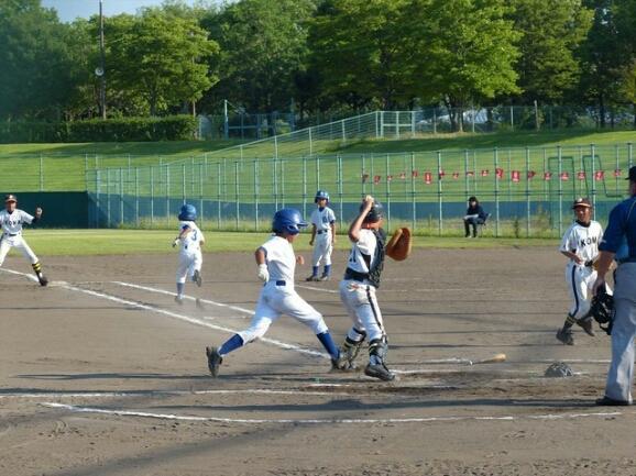 第55回奈良県学童野球大会 2回戦_b0296154_134127.jpg