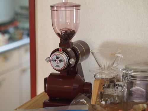 憧れの自家焙煎コーヒー_e0243765_11104951.jpg