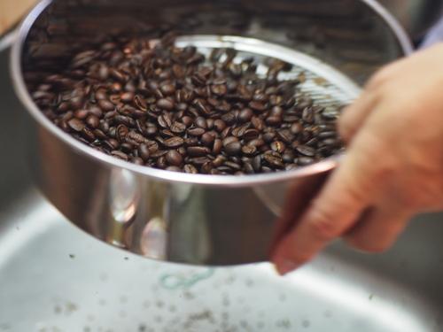 憧れの自家焙煎コーヒー_e0243765_1164617.jpg
