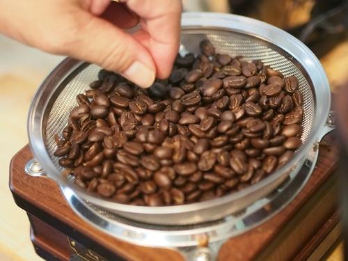 憧れの自家焙煎コーヒー_e0243765_1192133.jpg
