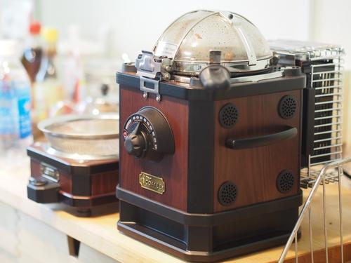 憧れの自家焙煎コーヒー_e0243765_12261497.jpg
