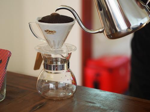 憧れの自家焙煎コーヒー_e0243765_1235438.jpg