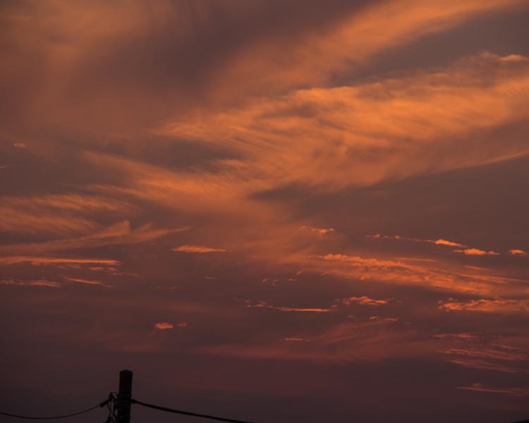 雲の夕景。_b0022268_20342898.jpg