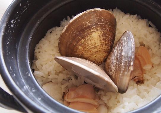 蛤ご飯_e0148373_10494070.jpg