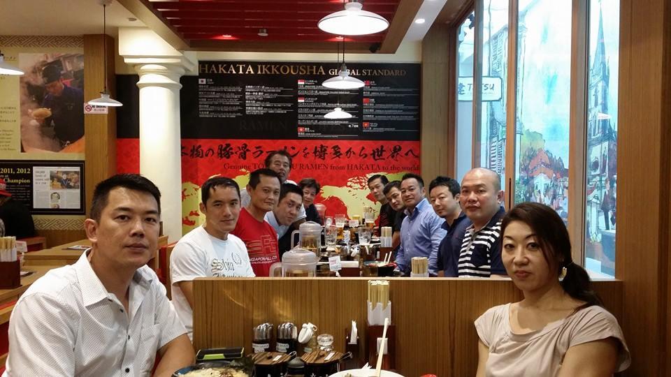 シンガポール大会では、皆様に大変お世話に成り有り難うございました。_c0186691_0323549.jpg